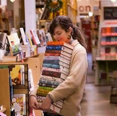A perfect Nerd Girl is also a Bibliophile I Love Books, Books To Read, I Love Reading, Woman Reading, Reading Books, Lectures, Book Aesthetic, Book Nooks, Book Of Life
