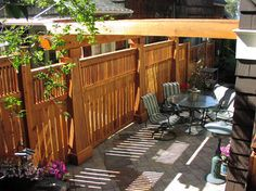 Outdoor living - traditional - patio - seattle - Environmental Construction, Inc.