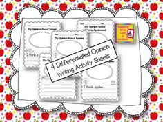 Teaching With Love and Laughter: Writing Right Through the Year - August and Septemer