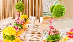 tea party tablescapes | share