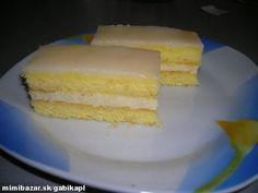 Online bazar a rodinný inzertný server Czech Recipes, Vanilla Cake, Nutella, Ale, Cheesecake, Food And Drink, Cooking Recipes, Sweets, Cookies