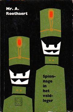 book cover vintage zwarte beertjes