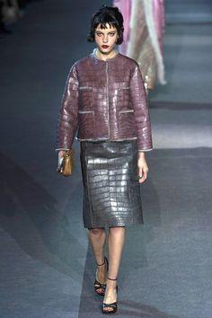 Louis Vuitton - www.vogue.co.uk/fashion/autumn-winter-2013/ready-to-wear/louis-vuitton/full-length-photos/gallery/952377