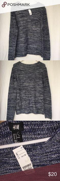H&M Oversized Sweater Size M (is oversized) H&M Sweaters Crew & Scoop Necks