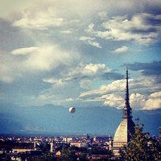 Turin Mole Baloon