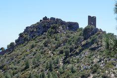 Castillo de Montornes