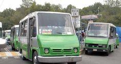 Transportistas piden ajuste a las tarifas del transporte público