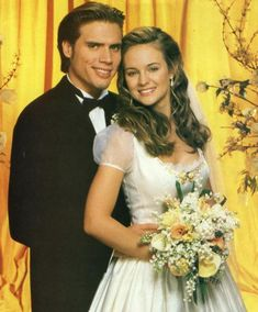 Nick and Sharon- Young and the Restless Wedding Week, Wedding Vows, Dream Wedding, Joshua Morrow, Sharon Case, Daytime Wedding, Wedding Movies, Movie Couples, Young And The Restless