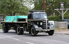 Bedford O Type artic