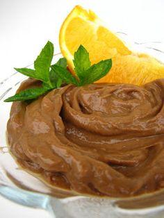 Gitta nyersétel blogja: Narancsos gyömbéres csokikrém