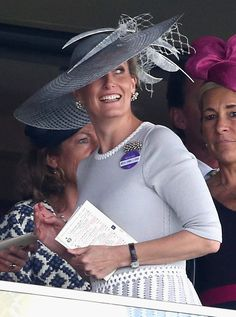 Sophie Countess of Wessex Photos: Royal Ascot - Day 3