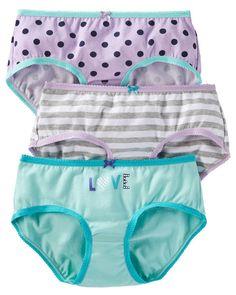 3c00b623ca 3-Pack Stretch Cotton Panties