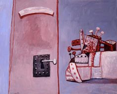 Philip Guston, The Patient, 1979.