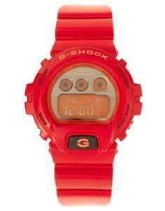 G-Shock Red Digital Watch