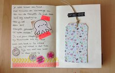 Snailmail Magazine (English blog): send and received snailmail