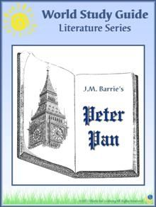 World Study Guide: Literature Series - Peter Pan - World for Learning | CurrClick