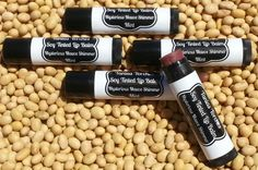 Soy Tinted Lip Balm in Mysterious Mauve in Mint by TaniasTorches, $6.00 Tinted Lip Balm, Lip Tint, Mauve, The Balm, Lips, Handmade Gifts, Mysterious, Etsy, Handcrafted Gifts