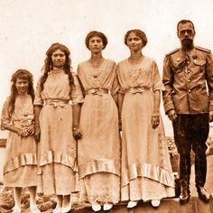 Ghosts of Imperial Russia — delicate-flowers-of-the-past:  Nicholas II With...