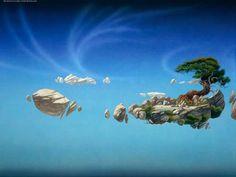 Flights of Icarus (Roger Dean)