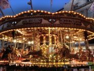 Christmas festivities in Bournemouth #bournemouth #makeitbournemouth #carousel