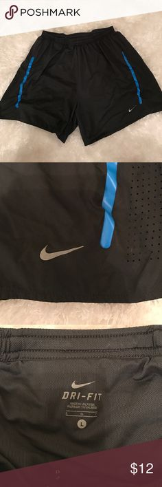Nike Dri-Fit Shorts only worn about 2 times. great condition. no pills or tears Nike Shorts Athletic