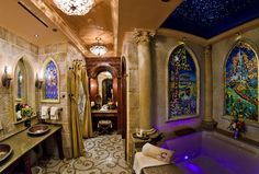 The Most Exclusive Hotel Room In The World: Inside Disney's Castle