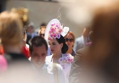 Dita Von Teese Photos: Celebs Attend Melbourne Cup Day
