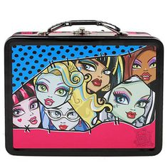 Metal lunch boxes are generally a thing of the past. However, there are still some cool companies keeping the product line alive. They have great nostalgic value, even with new school franchises on th