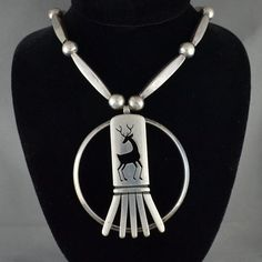 Hopi Native American Vintage Sterling Silver by SDGoldRefinery