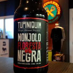Tupiniquim Monjolo Floresta Negra #cerveja #beer