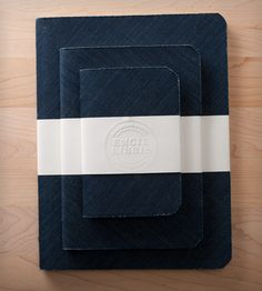 Indigo Denim Notebooks