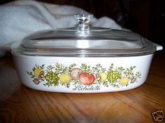 spice of life corning ware casserole