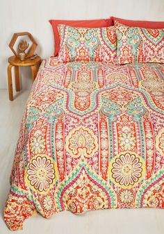 Color By Slumbers Quilt Set