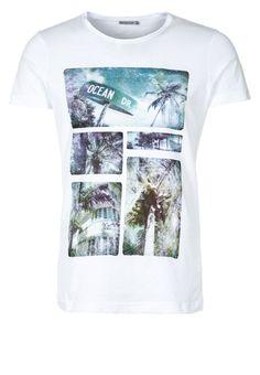 b2d765c86c8 T-shirt Best Mountain   Zalando ♂ Hommes Beach Shirts