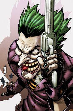 Joker 2, colored by *logicfun