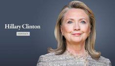 Hillary Clinton's new website: HillaryClintonOffice.com.