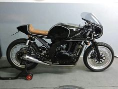 Suzuki '91 GS500E Retro Motorcycle, Classic Motorcycle, Scrambler Motorcycle, Bobber, Custom Motorcycles, Custom Bikes, Cars And Motorcycles, Custom Cafe Racer, Cafe Racer Build
