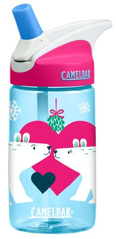 a077cce2bf Camelbak Camelbak Eddy .4l Kissing Bears - Kids ` #GiftsforKids Drinking Water  Bottle,