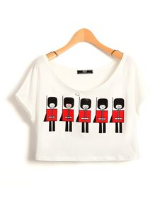 I would like this very much, please! The Essential Crop Top