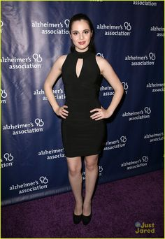 Vanessa Marano at the Night at Sardi's to Benefit the Alzheimer's Association 2015