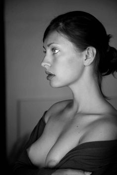 Charlotte Brimble Nude by Mike Dowson