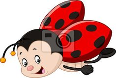 12 Nejlepsich Obrazku Z Nastenky Berusky Ladybugs Lady Bug A Ladybug