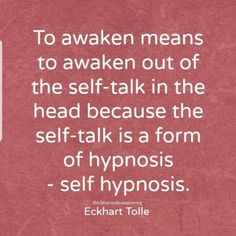 The wisdom of Eckhart Tolle be aware of your thoughts & the story you are telling yourself. Awakening Quotes, Spiritual Awakening, Spiritual Quotes, Spiritual Thoughts, Spiritual Gangster, Eckhart Tolle, Now Quotes, Life Quotes, Spiritual Teachers