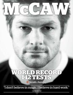 Richie McCaw: a legend All Blacks Rugby Team, Nz All Blacks, World Cup Champions, Rugby World Cup, Rugby League, Rugby Players, Richie Mccaw, Idole, Just A Game