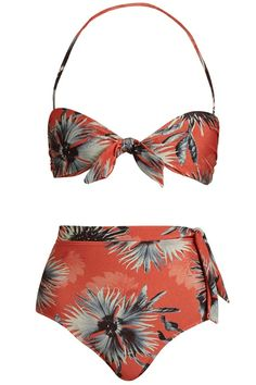 15 Cute High-Waisted Bikini Swimsuits - Sexy High-Waisted Retro Bikinis We Love