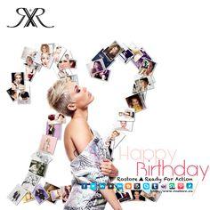 Gente como o tempo passou!! A Miley Cyrus completa hoje os seus 22 anos!! A Rostore queria te desejar tudo de bom a muitas felicidades! Party non Stop Today For You!! #love #happyBirthdayMiley #Rostore