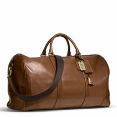 Coach Men's duffle bag
