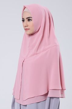 Zahra Veil | Koleksi Khimar Muslimah Zahra Veil Dari HIJUP X MISSMARINA | HIJUP