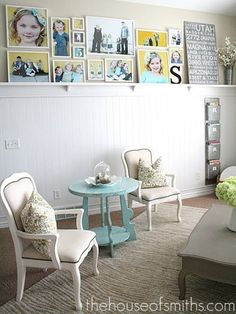 How To Decorate A Blank Wall - DIY Ideas For Blank Walls - Good Housekeeping