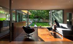 Casa Abierta: An Open Courtyard House by KUBE architecture - Design Milk